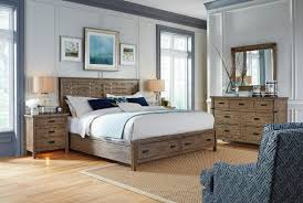 Kincaid Bedroom Furniture by Kincaid Furniture Foundry Rustic Weathered Gray Saw Buck Dining