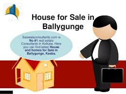 buy house for sale in ballygunge