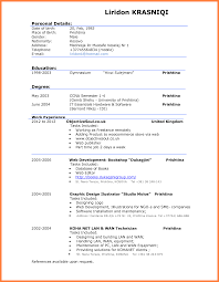 Example Of Good Resume by R Resume Resume For Your Job Application