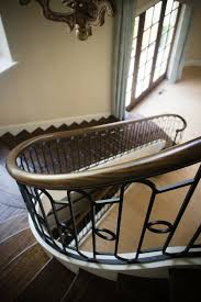 Iron Handrail For Stairs Curved Stairs Curved Staircase Artistic Stairs
