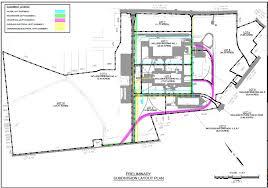 Manufacturing Floor Plan by Site Plan Charleston Manufacturing Center
