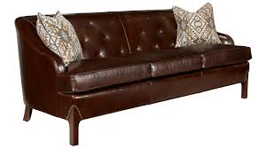 Couch Angled View Stickley Dublin Guinness Oxford Gallery Furniture