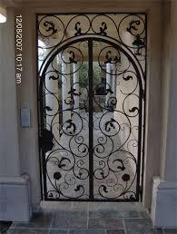 robinson s ornamental iron works walk gates