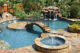 Pool Design Tropical Pool Backyard Playground Design Ideas Design - Backyard playground designs