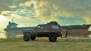 How To Live In Your Car My 2000 Jeep Cherokee Tour Youtube