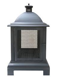 amazon com deckmate 30375 franklin outdoor fireplace garden