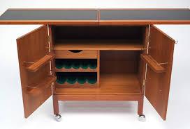 Bar Cabinet Modern Modern Bar Cabinet By Torbjørn Afdal For Bruksbo In Norway At 1stdibs