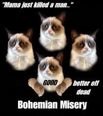 Grumpy Cat Snow Meme - grumpy cat meets queen grumpy cat know your meme