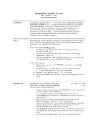 Sample Resume For 10 Years Experience by Download Control Systems Engineer Sample Resume