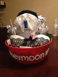 wedding gift honeymoon honeymoon gift basket wedding gift bridesmaid wedding gift