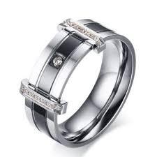 black white rings images Cheap promise rings for him promise rings for men online jpg