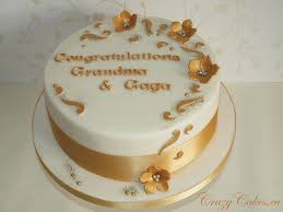 download golden wedding anniversary cake decorations food photos