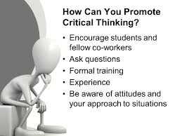 How to Teach Critical Thinking     Steps  with Pictures    wikiHow