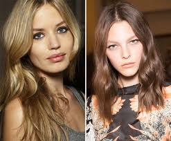 2015 spring hairstyle pictures spring summer 2015 wavy hairstyles taken from the runway