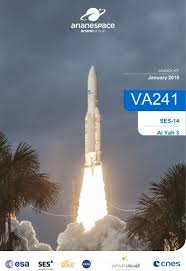 siege omc arianespace mission to success
