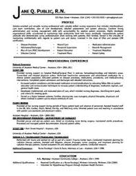 Skills For A Job Resume by Nursing Resume Skills Berathen Com