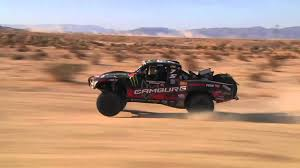 rally truck suspension camburg racing general tire trophy truck testing in plaster city