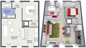 custom plans blue sketch custom 3d floor plans for real estate roomsketcher