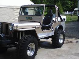 commando jeep modified reader builds troy s nicely modified cj 3a race jeep ewillys