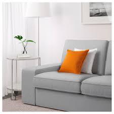 ikea de sofa kivik two seat sofa ramna light grey ikea