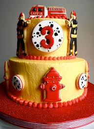 firefighter birthday cake reha cake
