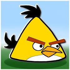draw angry bird