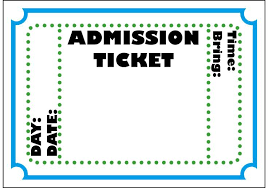 movie ticket template for word 10 ticket template word