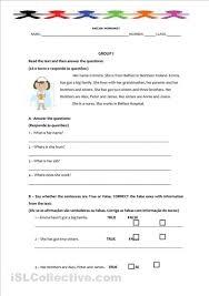 grammar worksheets 5th grade mreichert kids worksheets
