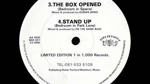 White Bedroom Records Human Being The Box Opened Straight From The Bedroom Youtube