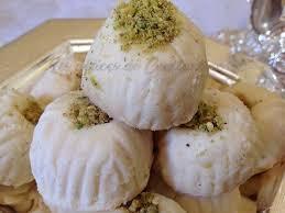 cuisine alg ienne constantinoise ghribia constantinoise fondante gâteau algérien gâteau et gateau