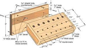 4 free wood project plans from the american woodworker