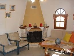 house for rent in a private property in vourvourou iha 39378