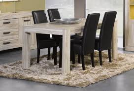 Table Chene Massif Moderne by Table Salle A Manger En Bois Moderne Table Salle Manger Carree