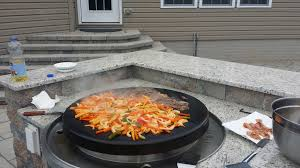 outdoor cooking elevates to a new level carrollmagazine com