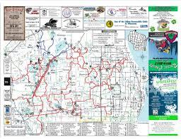 Kenosha Map Trail Information Union Grove Snohawks