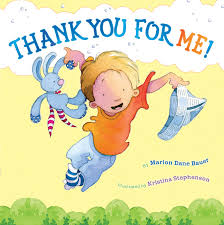 thanksgiving book for kids thank you for me book by marion dane bauer kristina stephenson