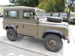land rover mod vehicles for sale
