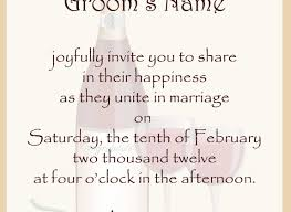 make your own gift card wedding easy on the eye wedding invitation wording sles to
