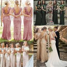 emerald formal cowl low back cap sleeve bridesmaid dresses 2016