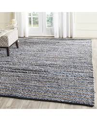 Woven Cotton Area Rugs Spectacular Deal On Safavieh Cape Cod Collection Cap363a