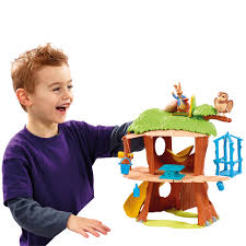 rabbit treehouse rabbit treehouse playset 30 00 hamleys for toys and