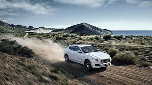 maserati levante white photo maserati levante white motion automobile