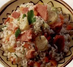 cuisine jarret de porc recette risotto au jarret de porc