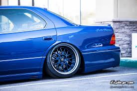 lexus ls400 modified ca 1999 lexus ls400 montego blue metallic ssr ms1 airrunner