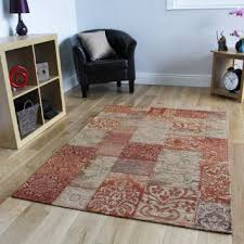 Cheap Area Rugs Uk Cheap Area Rugs Cheap Warm Burnt Orange Brown Cosy