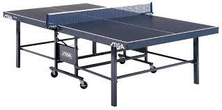stiga deluxe table tennis table cover expert roller stiga north america