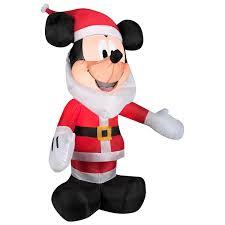 mickey mouse christmas tree lights christmas lights decoration