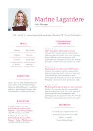 Professional Cv Template Good Resume Template Intuitive Resume Mycvfactory