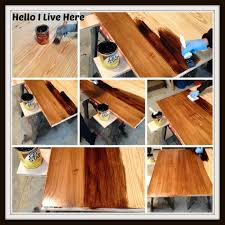 Rustic Wood Furniture Diy Rustic Diy Coffee Table Archives Hello I Live Here