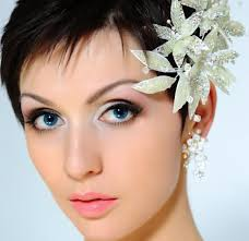brides hairstyles for short hair short hairstyles cuts